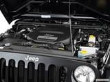 2017 Jeep Wrangler Engine photo