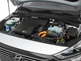 2017 Hyundai Ioniq Hybrid Engine photo