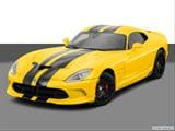 2016 Dodge Viper Front angle view photo