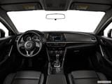 2015 Mazda MAZDA6 Dashboard, center console, gear shifter view