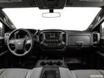 2015 Chevrolet Silverado 2500 HD Regular Cab Dashboard, center console, gear shifter view photo