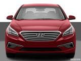 2015 Hyundai Sonata Low/wide front photo