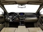 2015 Acura RDX Dashboard, center console, gear shifter view photo