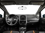 2016 Nissan Versa Note Dashboard, center console, gear shifter view photo