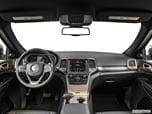 2015 Jeep Grand Cherokee Dashboard, center console, gear shifter view photo