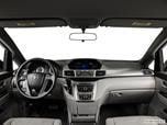 2015 Honda Odyssey Dashboard, center console, gear shifter view photo