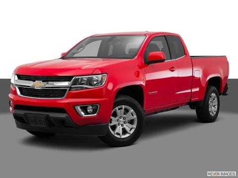 2017 chevrolet colorado extended cab