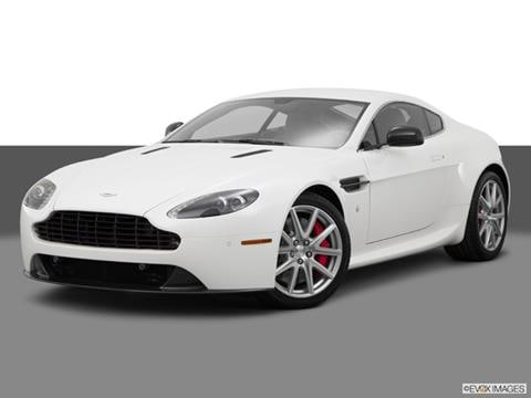 Aston Martin Vantage Pricing Ratings Reviews Kelley Blue Book - How much does a aston martin cost