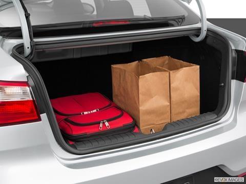 how to open the trunk in kia rio 2006