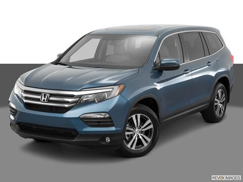 2016 honda pilot ex l pictures videos kelley blue book. Black Bedroom Furniture Sets. Home Design Ideas