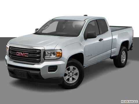 2017 gmc canyon extended cab pictures videos kelley blue book. Black Bedroom Furniture Sets. Home Design Ideas