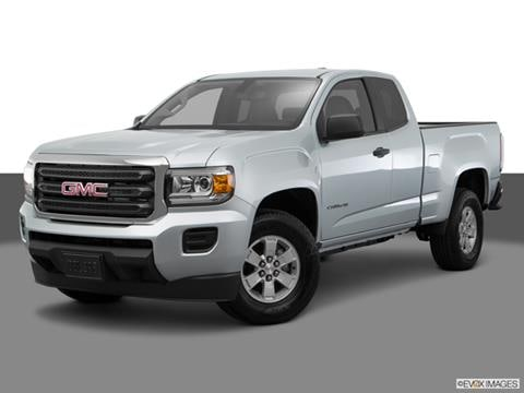 2017 gmc canyon extended cab pricing ratings reviews kelley blue book. Black Bedroom Furniture Sets. Home Design Ideas