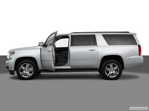 2016 chevrolet suburban lt pictures videos kelley blue book. Black Bedroom Furniture Sets. Home Design Ideas