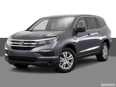 2018 Honda Pilot Pricing Ratings Reviews Kelley Blue Book