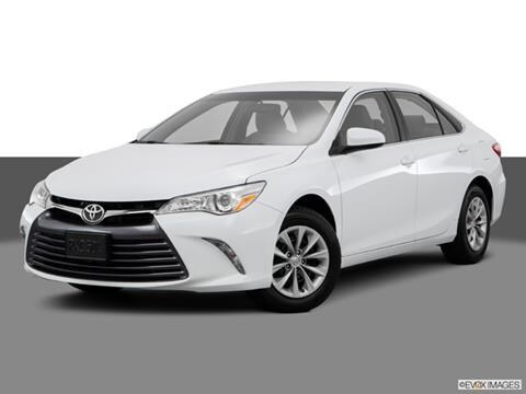 2017 Toyota Camry 27 Mpg Combined