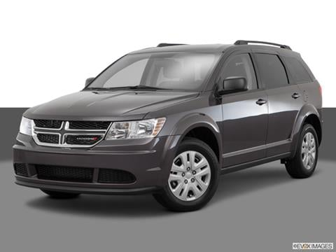 2018 Dodge Journey Pricing Ratings Reviews Kelley Blue Book