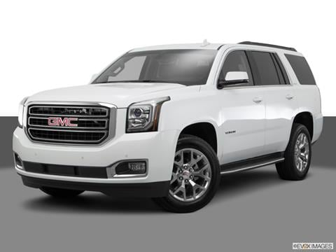 2017 gmc yukon pricing ratings reviews kelley blue book. Black Bedroom Furniture Sets. Home Design Ideas