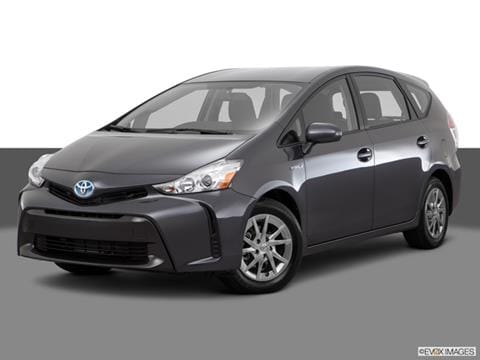 2017 toyota prius v pricing ratings reviews kelley blue book. Black Bedroom Furniture Sets. Home Design Ideas