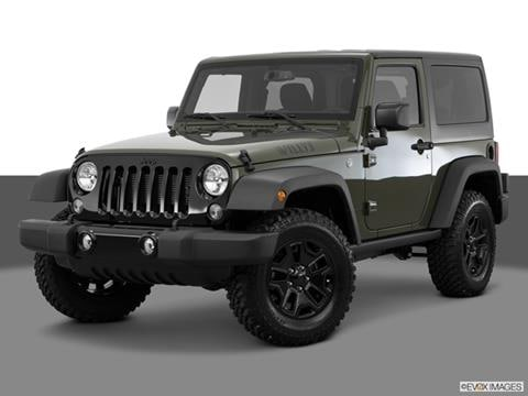 2016 Jeep Wrangler Willys Wheeler W Pictures & Videos ...