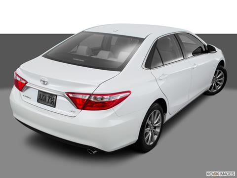 2018 toyota camry first review pricing pictures kelley. Black Bedroom Furniture Sets. Home Design Ideas