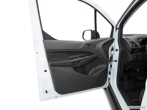 2018 ford transit connect cargo Interior