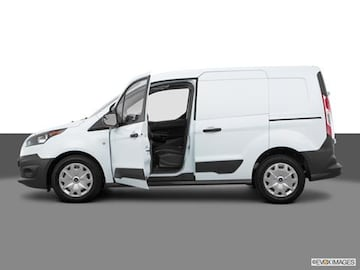 2017 Ford Transit Connect Cargo Interior Exterior