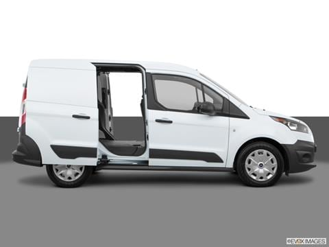 2018 ford transit connect cargo Exterior