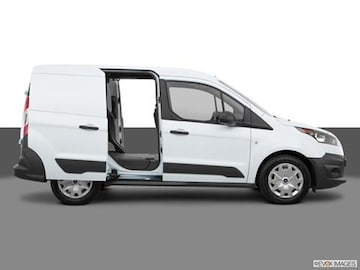 2017 Ford Transit Connect Cargo Exterior