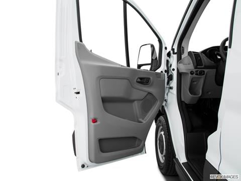 2018 ford transit 150 van Interior