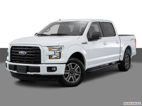 2016 ford f150 supercrew cab kelley blue book. Black Bedroom Furniture Sets. Home Design Ideas
