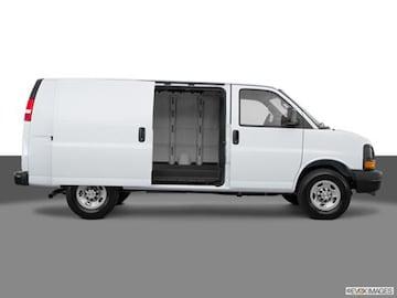 1999 chevy express van will not start