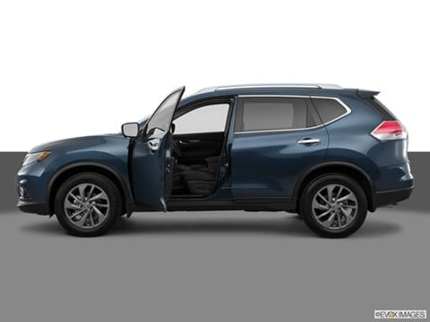 2016 nissan rogue sl pictures videos kelley blue book. Black Bedroom Furniture Sets. Home Design Ideas