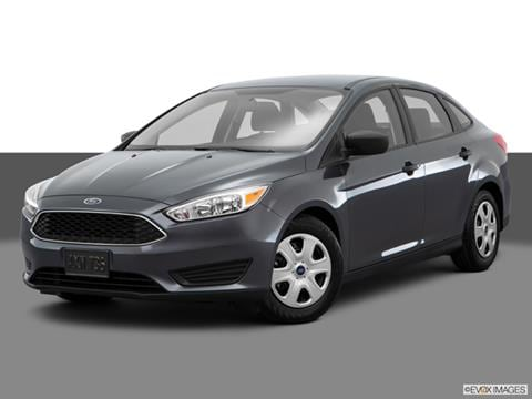Ford Focus Pricing Ratings Reviews Kelley Blue Book - 2018 ford focus st invoice price