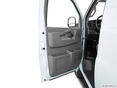 2017 gmc savana 2500 cargo Interior