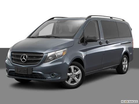 2018 Mercedes Benz Metris Passenger