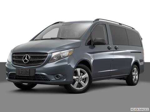 2016 mercedes benz metris passenger pictures videos for Mercedes benz metris passenger