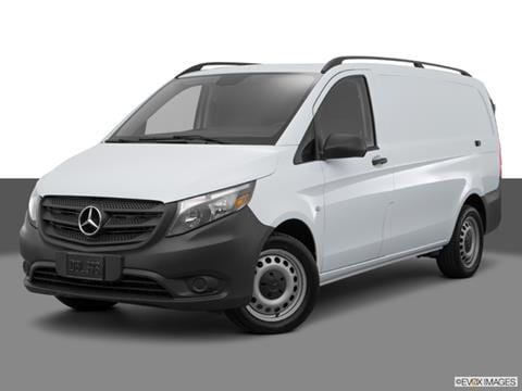 2018 Mercedes-Benz Metris WORKER Cargo