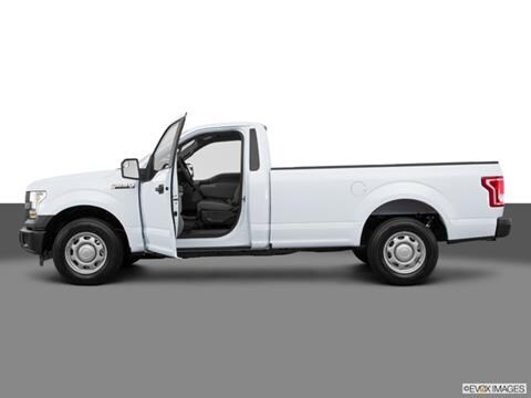 2017 ford f150 regular cab Exterior