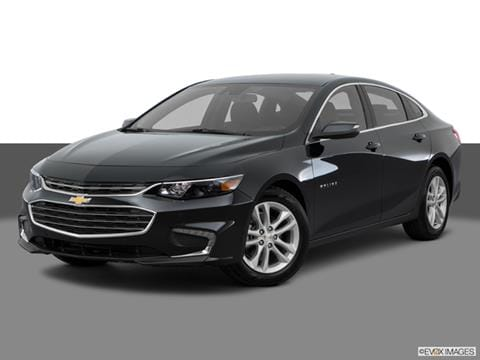 Malibu 2018 >> 2018 Chevrolet Malibu Pricing Ratings Reviews Kelley Blue Book