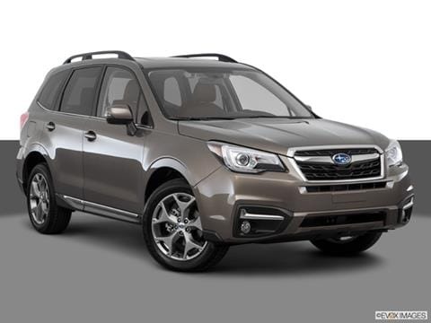 2018 Subaru Forester Touring Pictures Videos Kelley Blue Book