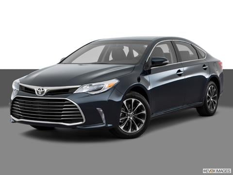 2017 toyota avalon pricing ratings reviews kelley blue book. Black Bedroom Furniture Sets. Home Design Ideas