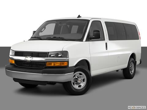 2018 Chevrolet Express 2500 Passenger Pricing Ratings Reviews