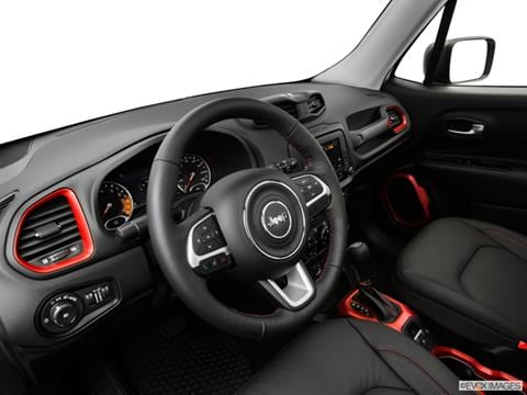2016 Jeep Renegade Trailhawk Pictures Videos Kelley Blue Book