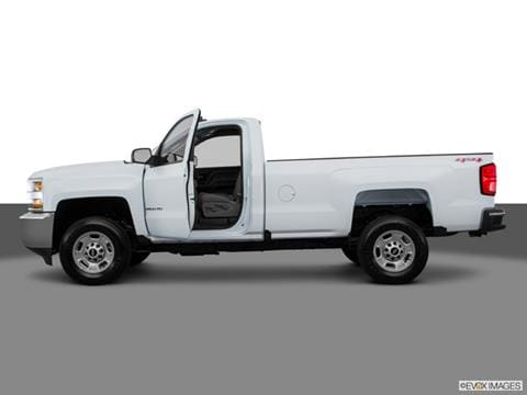 2017 chevrolet silverado 2500 hd regular cab Exterior