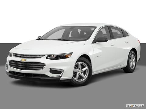 2017 Chevrolet Malibu Pricing Ratings & Reviews