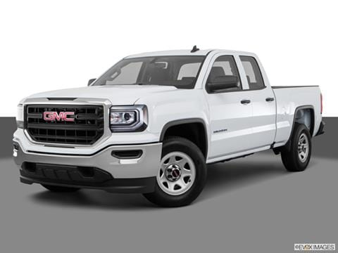 2018 gmc sierra 1500 double cab pricing ratings. Black Bedroom Furniture Sets. Home Design Ideas