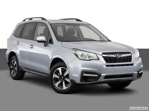 2017 Subaru Forester 2.5i Premium Pictures & Videos ...