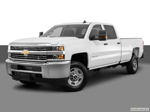 2018 Chevrolet Silverado 2500 Hd Crew Cab Pricing Ratings