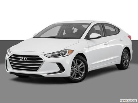 2018 Hyundai Elantra Pricing Ratings Amp Reviews Kelley Blue Book