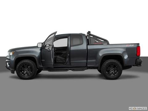 2018 chevrolet colorado extended cab z71 pictures amp videos